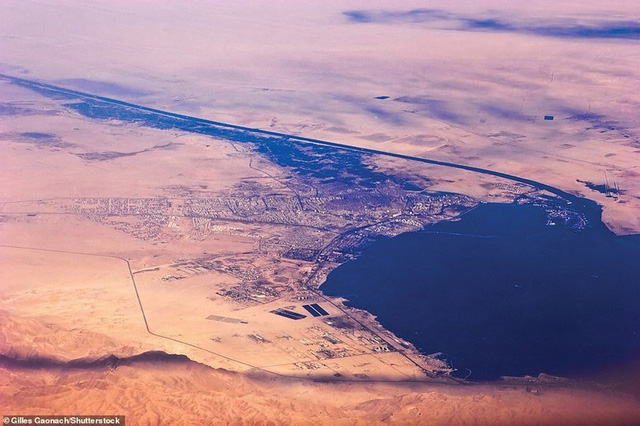 Ngắm vẻ đẹp huy hoàng của Ai Cập - Ảnh 13.