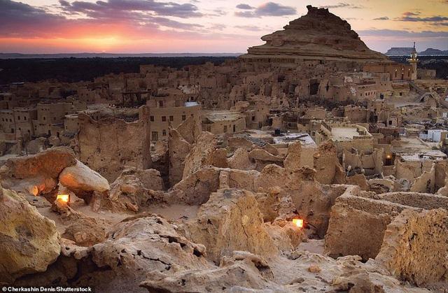 Ngắm vẻ đẹp huy hoàng của Ai Cập - Ảnh 15.