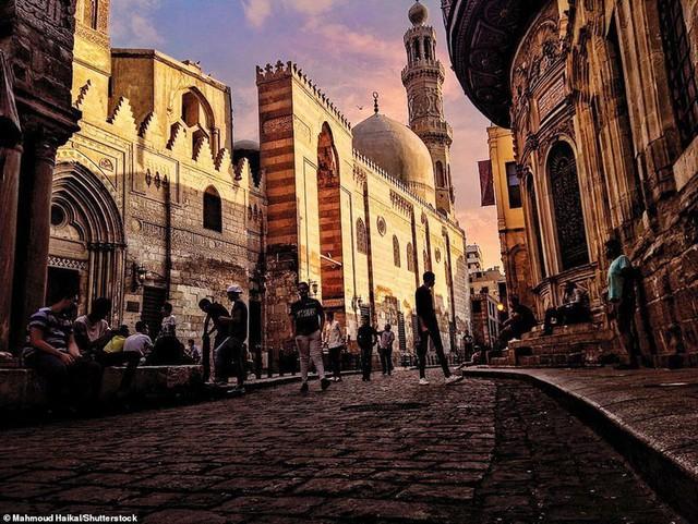 Ngắm vẻ đẹp huy hoàng của Ai Cập - Ảnh 17.