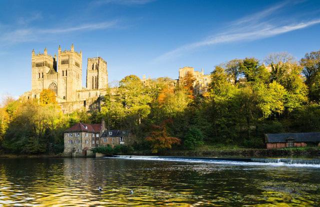 Ngắm những nhà thờ đẹp nhất nước Anh - ảnh 17