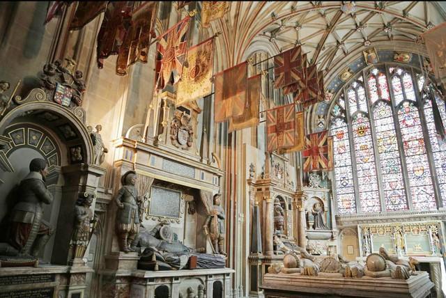 Ngắm những nhà thờ đẹp nhất nước Anh - ảnh 19