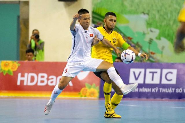 ĐT Việt Nam gặp Thái Lan tại bán kết Giải futsal vô địch Đông Nam Á 2019 - Ảnh 2.