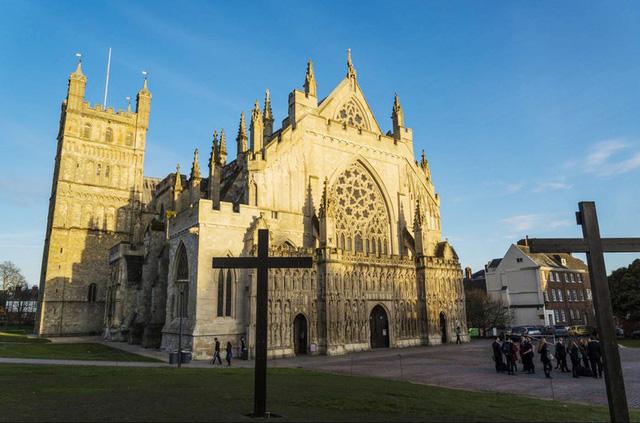 Ngắm những nhà thờ đẹp nhất nước Anh - ảnh 22