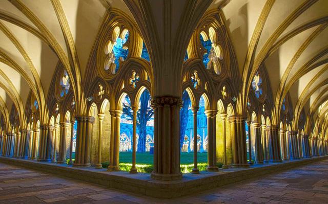 Ngắm những nhà thờ đẹp nhất nước Anh - ảnh 4
