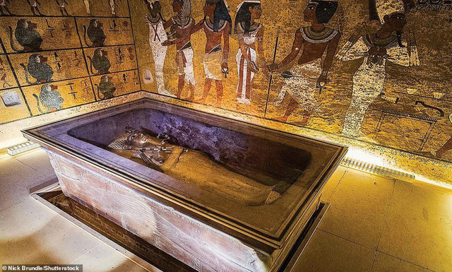 Ngắm vẻ đẹp huy hoàng của Ai Cập - Ảnh 5.