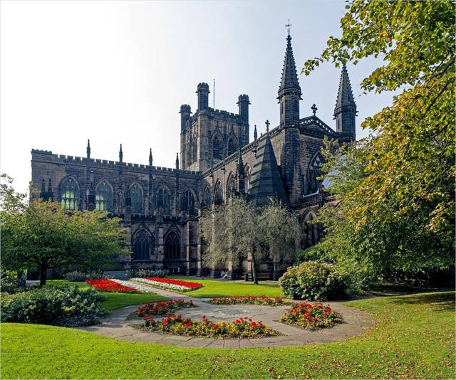 Ngắm những nhà thờ đẹp nhất nước Anh - ảnh 5