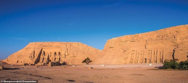 Ngắm vẻ đẹp huy hoàng của Ai Cập - Ảnh 6.