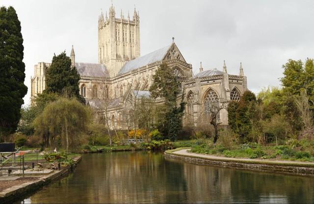 Ngắm những nhà thờ đẹp nhất nước Anh - ảnh 7