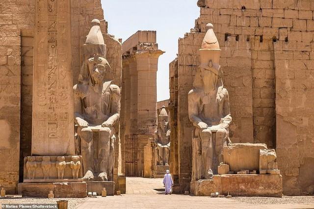 Ngắm vẻ đẹp huy hoàng của Ai Cập - Ảnh 8.