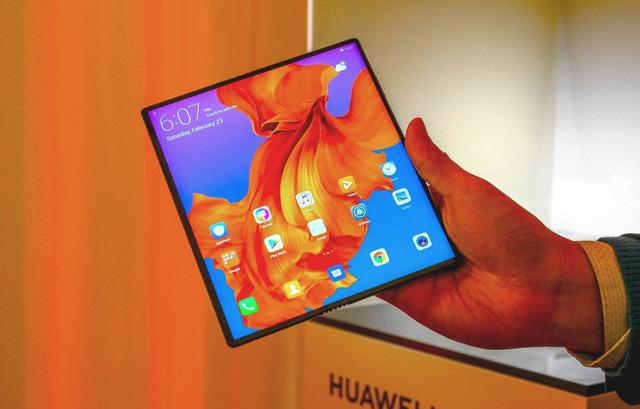 Huawei cho người dùng đặt mua smartphone Mate X với giá 2.400 USD - Ảnh 2.
