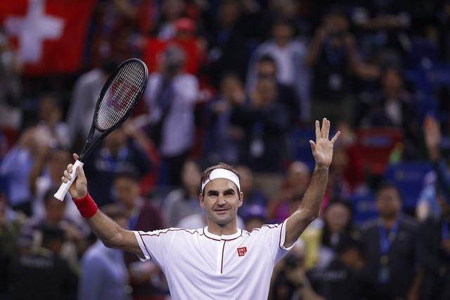 Federer: Tôi luôn quên đi thất bại và tiến về phía trước - Ảnh 1.