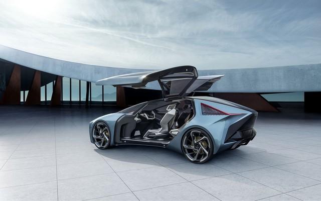 Lexus sẽ mở bán xe điện đầu tiên vào năm 2020 - Ảnh 1.