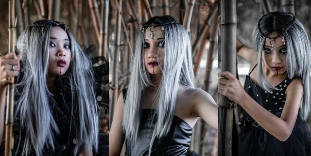 Dàn mẫu nhí Hà thành tạo cơn sốt trong những shoot hình ấn tượng mùa Halloween - Ảnh 1.