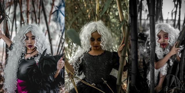 Dàn mẫu nhí Hà thành tạo cơn sốt trong những shoot hình ấn tượng mùa Halloween - Ảnh 2.