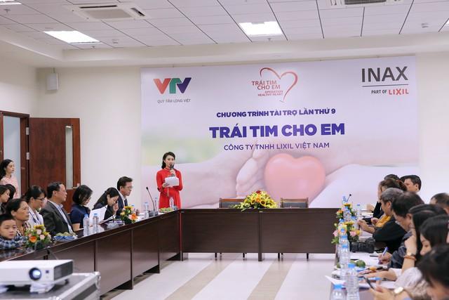 Quỹ Tấm lòng Việt và LIXIL Việt Nam chung tay hỗ trợ phẫu thuật tim bẩm sinh cho các bệnh nhi có hoàn cảnh khó khăn - Ảnh 4.