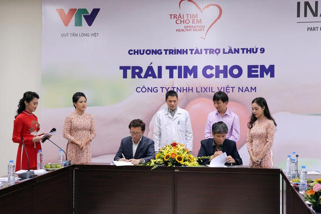 Quỹ Tấm lòng Việt và LIXIL Việt Nam chung tay hỗ trợ phẫu thuật tim bẩm sinh cho các bệnh nhi có hoàn cảnh khó khăn - Ảnh 8.