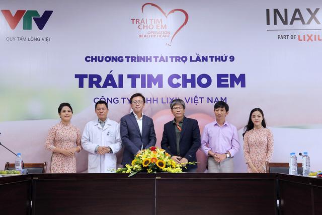 Quỹ Tấm lòng Việt và LIXIL Việt Nam chung tay hỗ trợ phẫu thuật tim bẩm sinh cho các bệnh nhi có hoàn cảnh khó khăn - Ảnh 12.