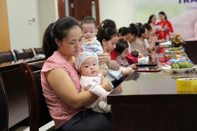 Quỹ Tấm lòng Việt và LIXIL Việt Nam chung tay hỗ trợ phẫu thuật tim bẩm sinh cho các bệnh nhi có hoàn cảnh khó khăn - Ảnh 13.