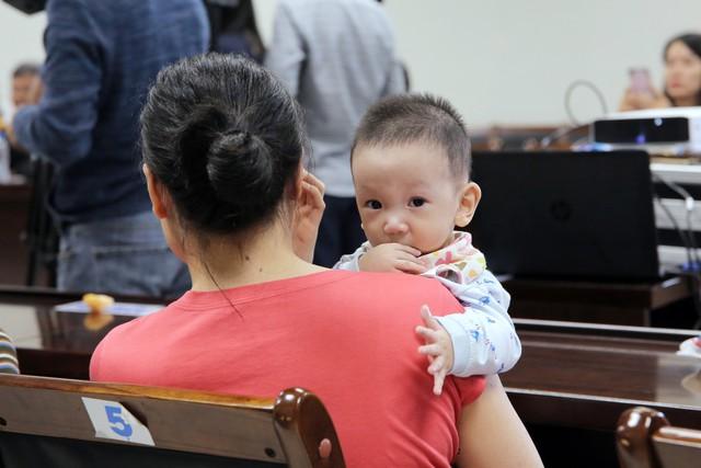 Quỹ Tấm lòng Việt và LIXIL Việt Nam chung tay hỗ trợ phẫu thuật tim bẩm sinh cho các bệnh nhi có hoàn cảnh khó khăn - Ảnh 14.