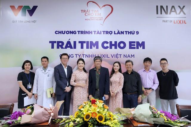 Quỹ Tấm lòng Việt và LIXIL Việt Nam chung tay hỗ trợ phẫu thuật tim bẩm sinh cho các bệnh nhi có hoàn cảnh khó khăn - Ảnh 22.
