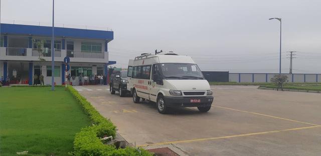 Vụ công nhân liên tiếp nhập viện ở Nam Định: Binh chủng Hóa học vào cuộc điều tra nguyên nhân - Ảnh 1.