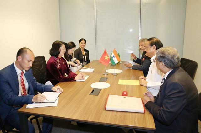 Ấn Độ ủng hộ lập trường của Việt Nam về việc duy trì hòa bình ở Biển Đông - Ảnh 1.