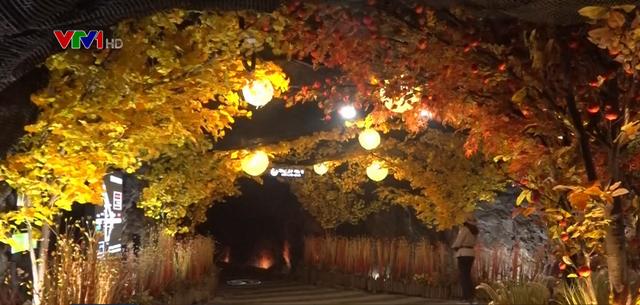 Trải nghiệm chuyến thăm quan hang động nhân tạo lớn nhất của Hàn Quốc - Ảnh 1.