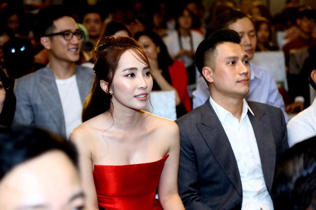 Hậu thẩm mỹ, Việt Anh bảnh bao xuất hiện tại họp báo ra mắt phim mới - Ảnh 4.