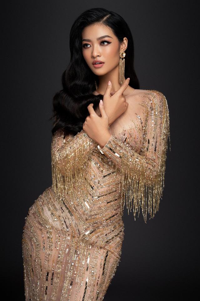 Liên tiếp lọt top cao, Kiều Loan khoe bộ đầm thi Chung kết Miss Grand International 2019 - Ảnh 7.