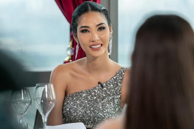 Tôi là Hoa hậu Hoàn vũ Việt Nam 2019 - Tập 4: Vì sao Hoàng Thùy mắng thí sinh nuôi ong tay áo? - Ảnh 8.