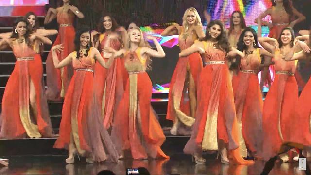 Chung kết Miss Grand International 2019: Kiều Loan tiến thẳng Top 10 - Ảnh 1.