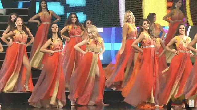Chung kết Miss Grand International 2019: Kiều Loan tiến thẳng Top 10 - Ảnh 2.