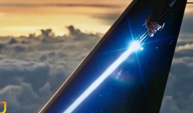 Máy bay của United Airlines theo chủ đề phim Star Wars - ảnh 1