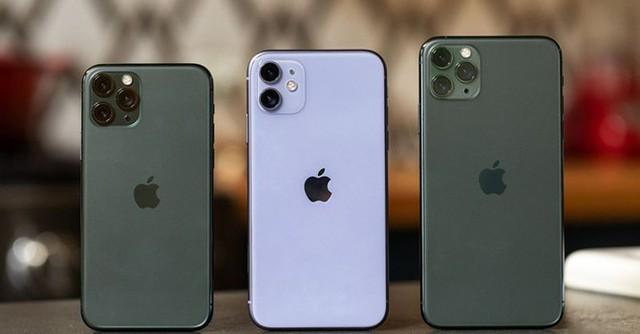 iPhone 11 Pro không được ưa chuộng tại Việt Nam - Ảnh 1.
