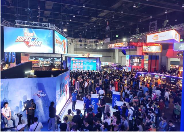 Hàng loạt hot Gaming Creator Việt tham gia sự kiện Game và Công nghệ tầm cỡ khu vực Thailand Game Show 2019 - Ảnh 1.