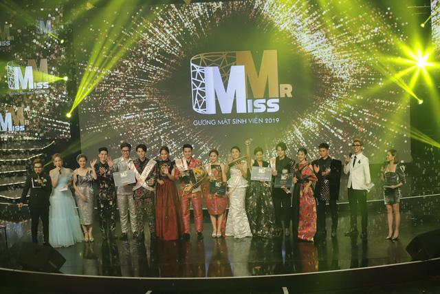 Chung kết Mr&Miss-Gương mặt sinh viên 2019: Ngôi vị cao nhất gọi tên hai tài năng sáng giá Phạm Tuấn Ngọc (Đại học Kinh tế Quốc dân) và Bùi Linh Chi (Đại học Thương Mại) - Ảnh 29.
