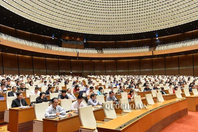 Thí điểm không tổ chức HĐND phường tại Hà Nội nhiệm kỳ 2021 - 2026 là cần thiết - Ảnh 1.