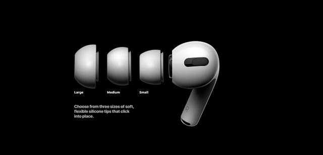 Apple ra mắt AirPods Pro: Thiết kế hoàn toàn mới, chống ồn chủ động, giá gần 6 triệu - Ảnh 2.
