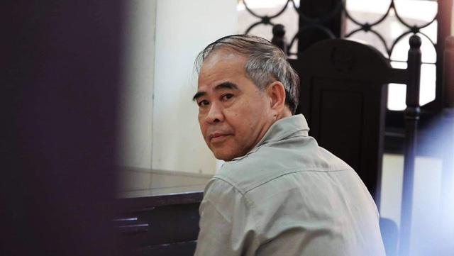Sáng nay, xử kín cựu hiệu trưởng dâm ô 7 nam sinh tại Phú Thọ - ảnh 1