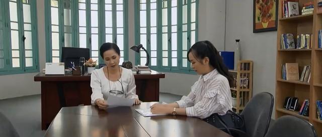 Những nhân viên gương mẫu - Tập 48: Chi nộp đơn xin nghỉ việc vì quá nhục nhã - Ảnh 3.