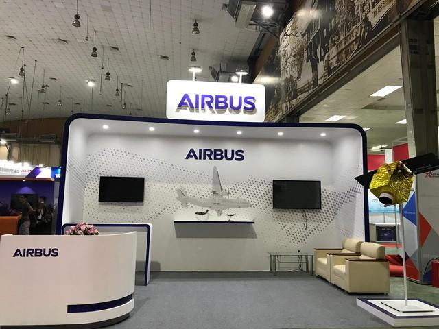 Airbus cung cấp các giải pháp hàng không vũ trụ mới nhất cho Việt Nam - Ảnh 1.