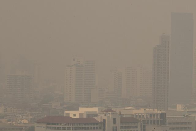 Thái Lan thông qua 3 biện pháp đối phó khẩn cấp với ô nhiễm không khí - Ảnh 1.
