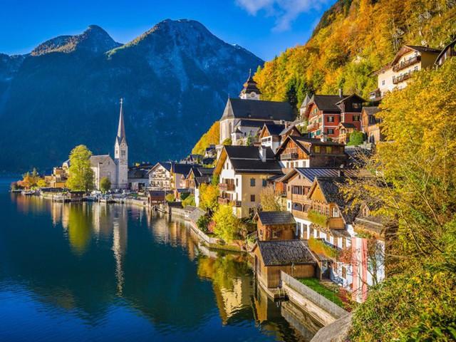 Xốn xang trước vẻ đẹp rực rỡ của mùa thu trên thế giới - Ảnh 5.