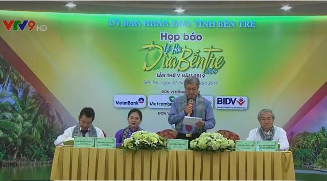 Bến Tre sẵn sàng cho Lễ hội Dừa 2019 - Ảnh 1.