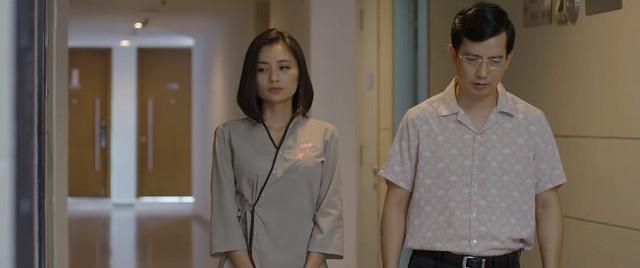 Hoa hồng trên ngực trái - Tập 26: Dũng đau khổ nhận ra San bị mẹ hiểu lầm nhưng San thì đã buông xuôi - Ảnh 1.