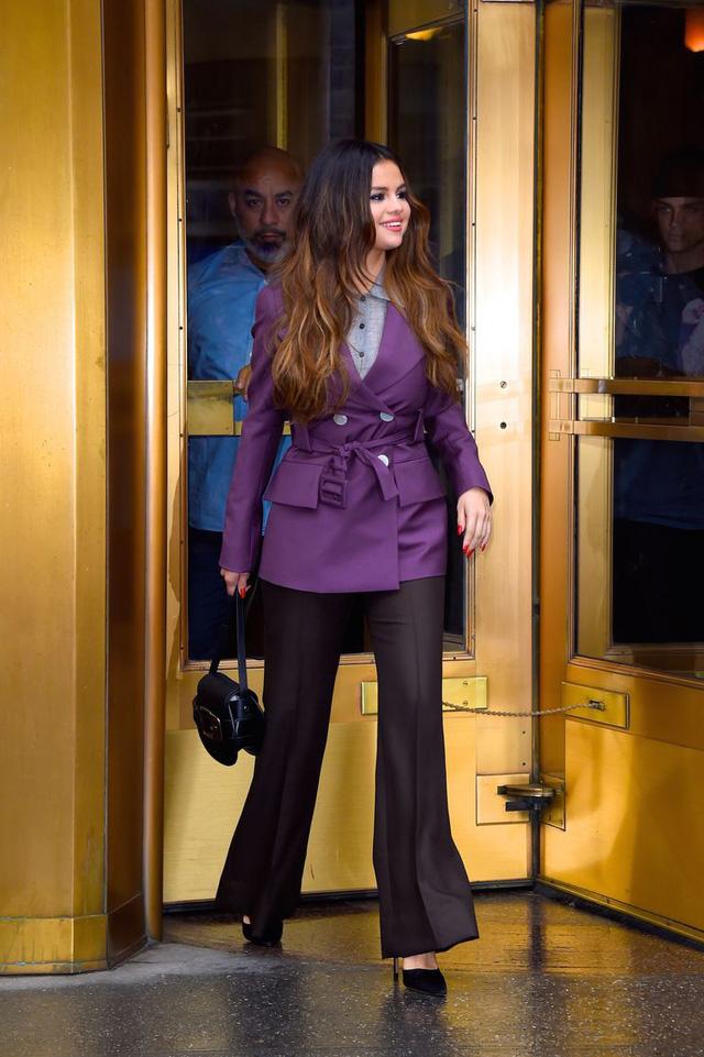 Trở lại làng nhạc, Selena Gomez thời trang hơn bao giờ hết - Ảnh 7.