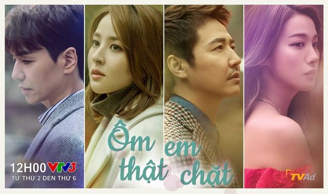 Phim Hàn Quốc mới trên VTV3 Ôm em thật chặt - Ảnh 4.
