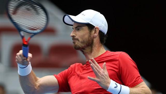 Andy Murray dừng bước tại tứ kết Giải quần vợt Trung Quốc mở rộng 2019 - Ảnh 1.