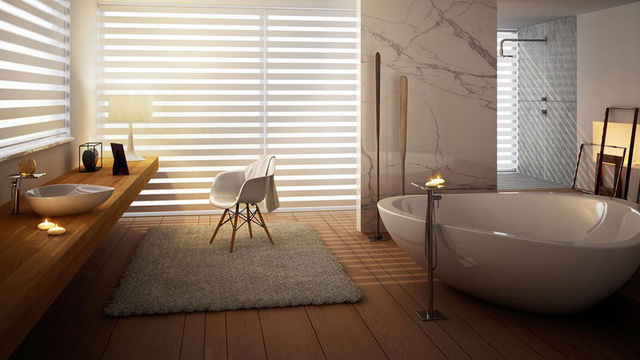 Mẫu bồn tắm đẹp sang trọng, hiện đại - Ảnh 12.