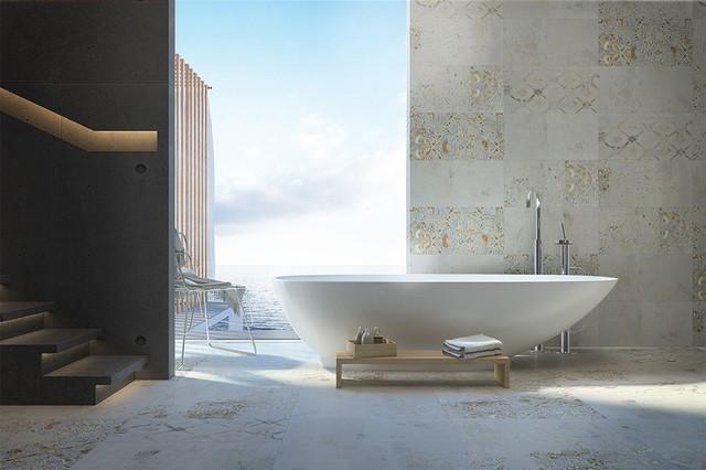 Mẫu bồn tắm đẹp sang trọng, hiện đại - Ảnh 5.